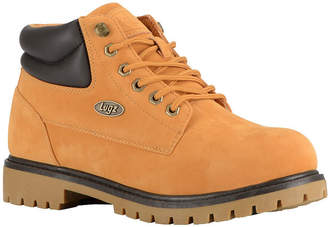 Lugz Nile Mid Mens Lace Up Work Boots