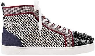 Christian Louboutin Louboutin Louis Orlato Stripe Sneakers
