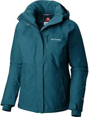 Columbia Alpine Action Omni-Heat Hooded Jacket - Women's