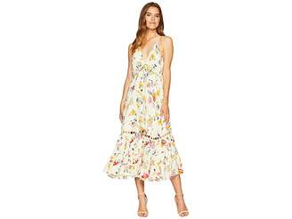 Free People Pages of Gold Maxi Women's Dress