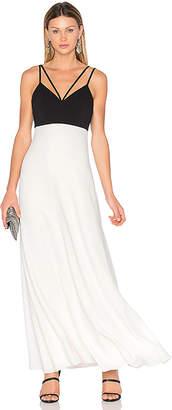 Jill Stuart Two Tone Gown