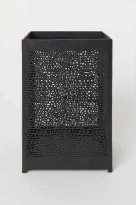 H&M Metal Candle Lantern - Black