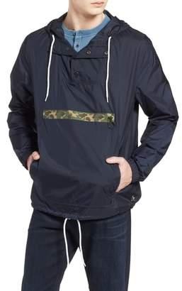 Original Penguin Exposed Zip Pocket Cagoule Jacket