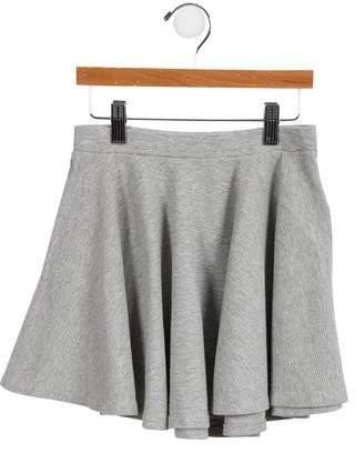 Polo Ralph Lauren Girls' Fluted A-Line Skirt