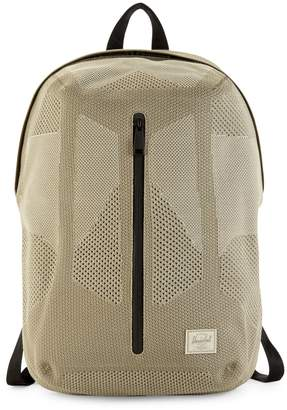 Herschel Apex Knit Logo Backpack
