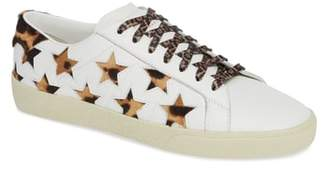 Saint Laurent SL06 Genuine Calf Hair Sneaker