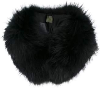 Mr & Mrs Italy rabbit fur collar