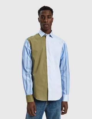 J.W.Anderson Paneled Classic Shirt