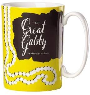 Kate Spade tell your story great gatsby mug