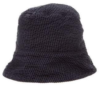 Makie Boys' Striped Bucket Hat