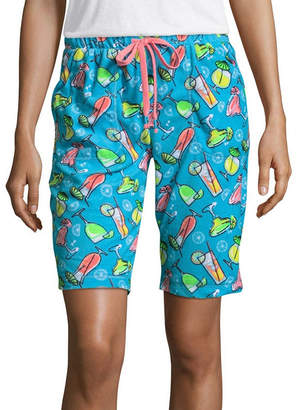 Rene Rofe Womens Knit Pajama Shorts