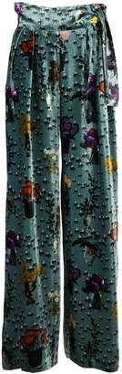 AILANTO Printed Trousers