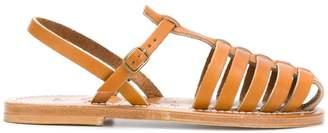 K. Jacques cage sandals