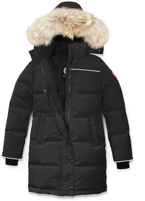 Canada Goose Youth Juniper Parka w/ Removable Fur Trim, XS-L