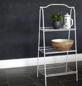 Co The Forest & Metal Storage Rack