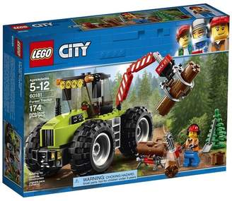 Lego City Great Vehicles Forest Tractor - 60181
