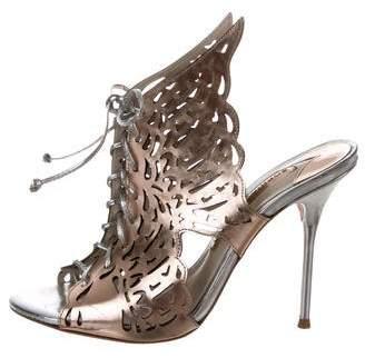 Sophia Webster Peep-Toe High-Heel Sandals