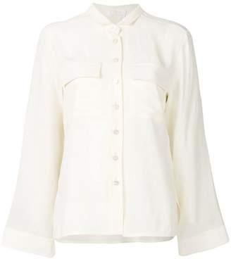 Chloé patch pocket shirt