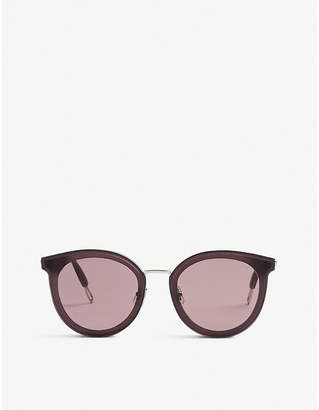 Gentle Monster Merlynn WC1 tinted round-frame sunglasses