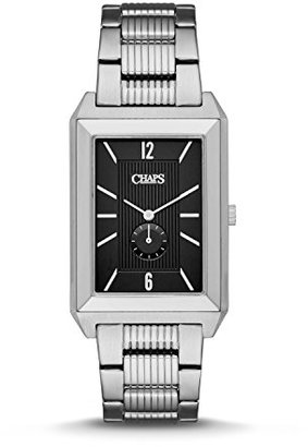 Chaps Affiliate stainless-steel two-hand Watch