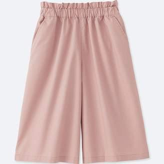 Uniqlo Girl's Gaucho Pants