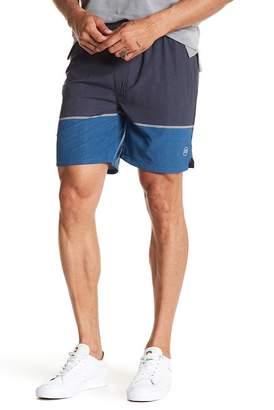 Travis Mathew Trailhead Colorblock Shorts