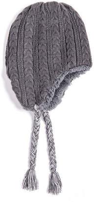 Muk Luks Men's Cable Helmet