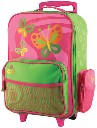 Stephen Joseph Butterfly Classic Rolling Luggage