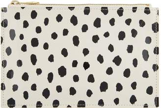 Kate Spade Dotted Pencil Pouch