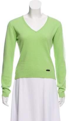 Versace Knit Cashmere Sweater