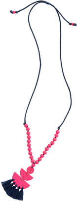 Vineyard Vines Geo Tassel Necklace