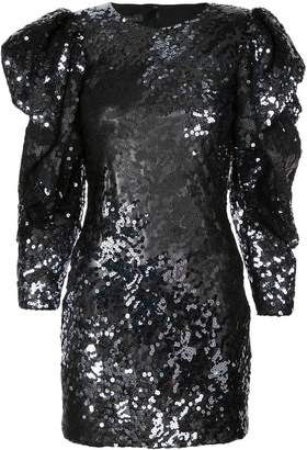 Rubin Singer sequin embellished mini dress