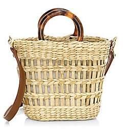 Poolside Women's The Mak Water Reed Bucket Bag
