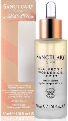 Sanctuary Spa Hyaluronic Wonder Oil Serum 30ml