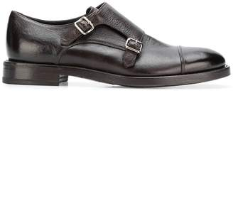 Henderson Baracco classic monk shoes