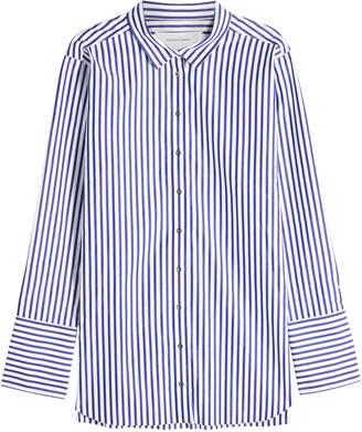 Marques Almeida Marques' Almeida Striped Cotton Shirt