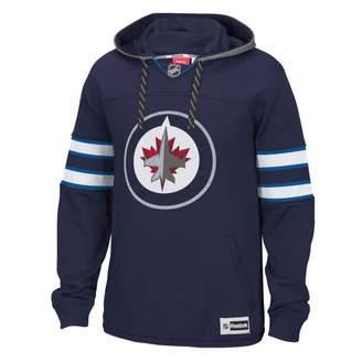 Reebok Winnipeg Jets Team Jersey Hoodie