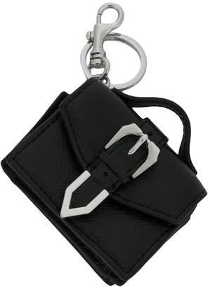Versus mini bag keyring