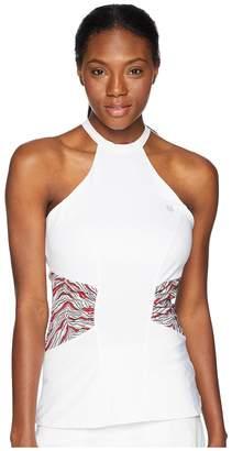 Eleven Paris by Venus Williams Sprint Collection Apex Tank Top Women's Sleeveless