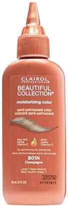 Clairol 01N Champagne Blonde Moisturizing Semi Permanent Hair Color