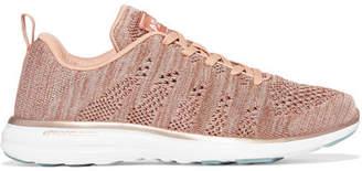 APL Athletic Propulsion Labs Techloom Pro Mesh Sneakers - Pink