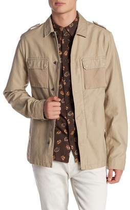 AllSaints Holden Shirt Jacket