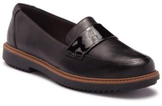 Clarks Raise Arlie Leather Loafer - Wide Width Available