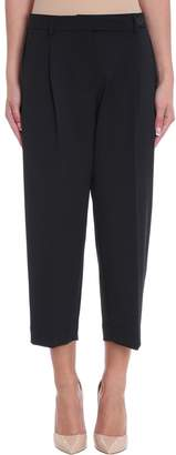 Mauro Grifoni Banana Cropped Trousers