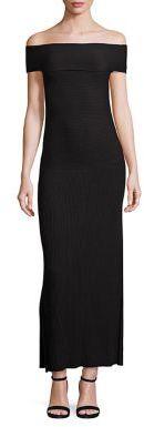 Elizabeth and James Marbella Off-the-Shoulder Dress $495 thestylecure.com