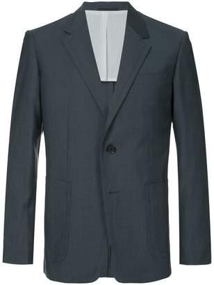 CK Calvin Klein tailored suit jacket