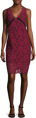 Plenty by Tracy Reese Women's Lace Cotton Shift Dress