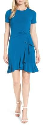 MICHAEL Michael Kors Michael Kors Twist Waist Dress