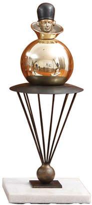 Global Views Bauhaus Sphere Man