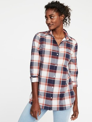 Classic Plaid Shirt for Women $24.99 thestylecure.com